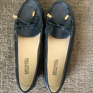 Michael Kors, leather loafers, 5.5